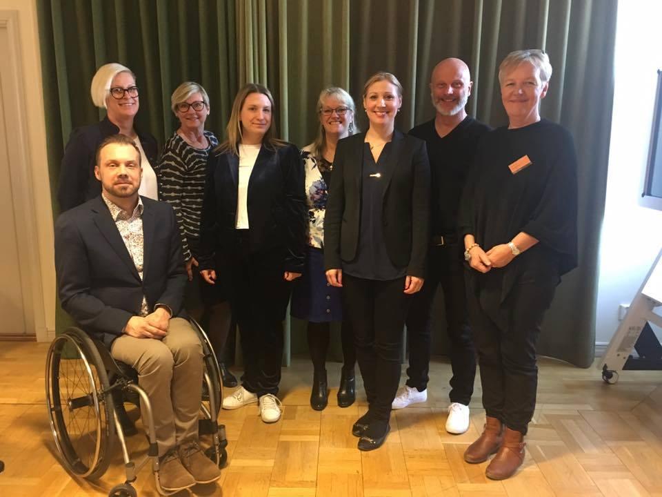 Peter Fahlström vald till vice ordförande inom Ledarna